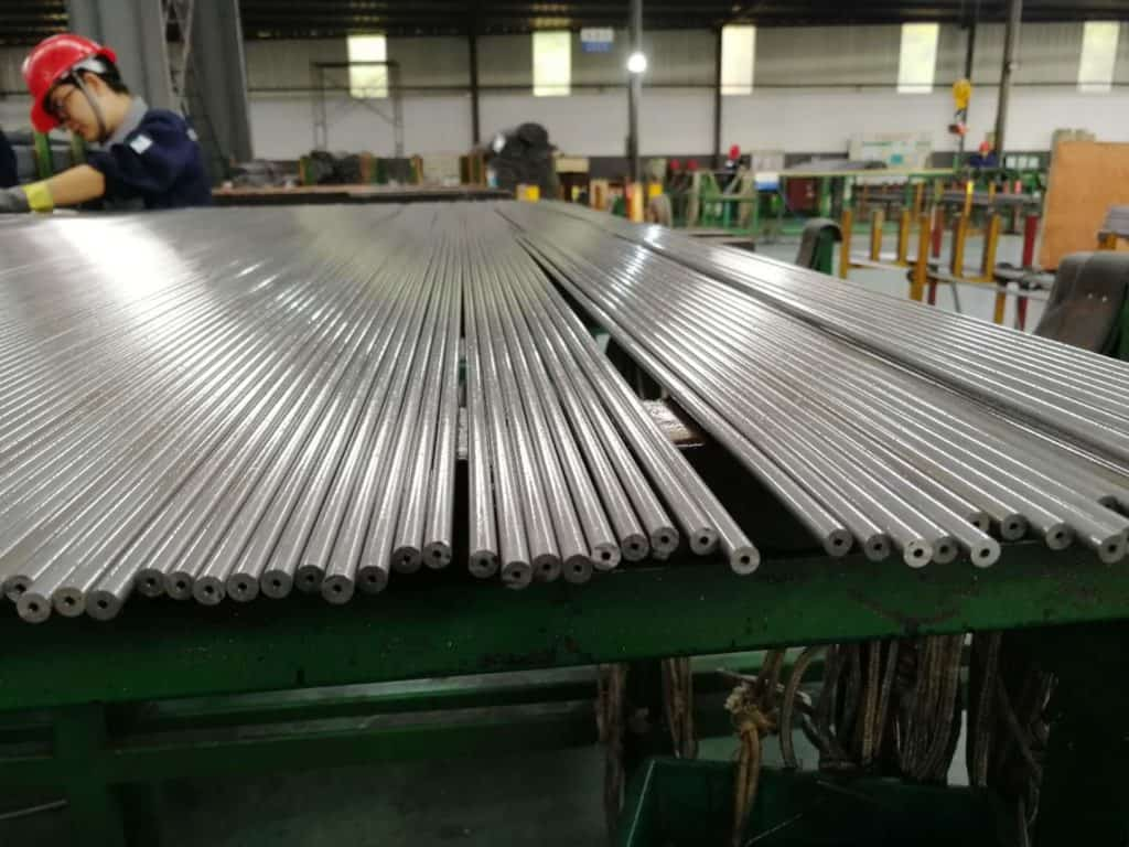 CDS Precision Seamless Steel Tubes for Automobile Parts