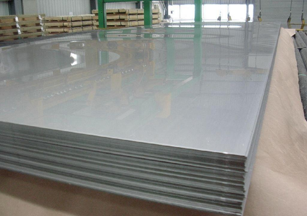 lembaran stainless steel